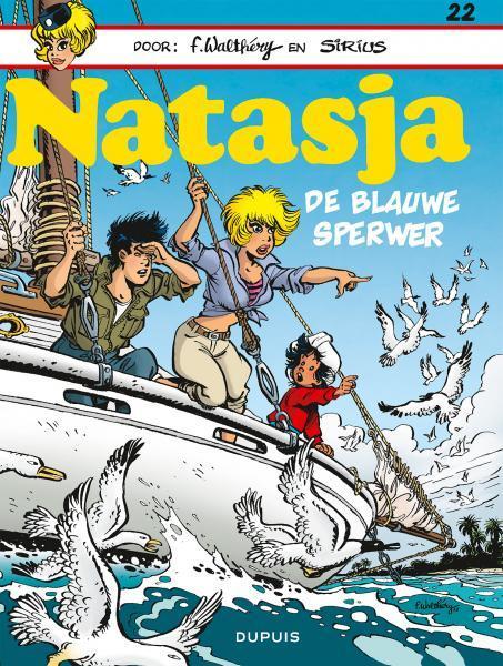 Natasja 22 De blauwe sperwer