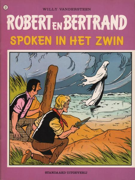 Robert en Bertrand 22 Spoken in het zwin