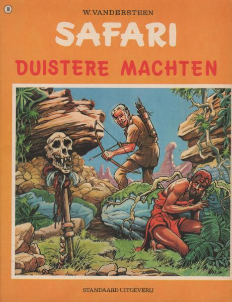 Safari 18 Duistere machten