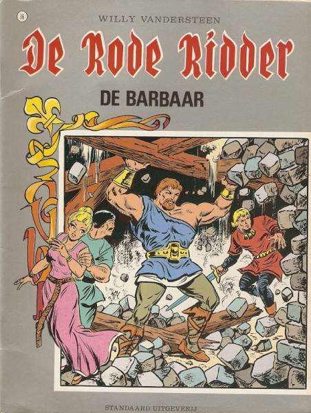 De Rode Ridder 76 De barbaar
