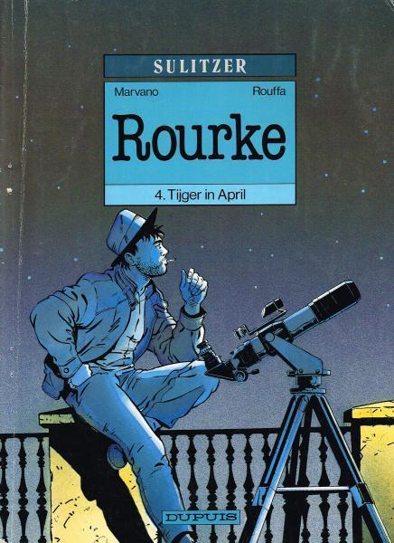 Rourke 4 Tijger in april