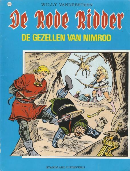 De Rode Ridder 103 De gezellen van Nimrod