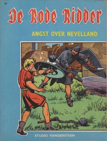 De Rode Ridder 32 Angst over Nevelland