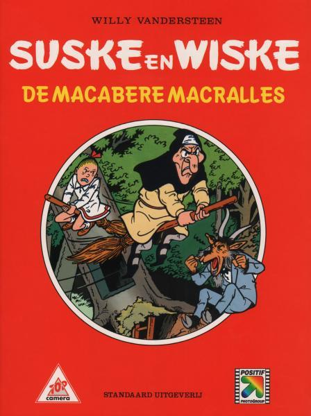 Suske en Wiske (Top camera) 4 De macabere macralles