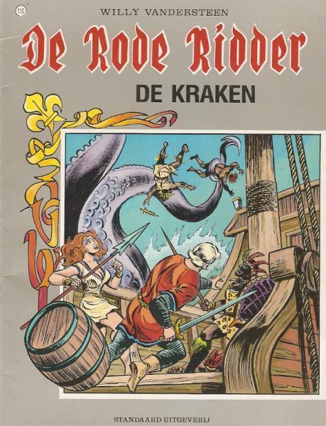 De Rode Ridder 110 De kraken