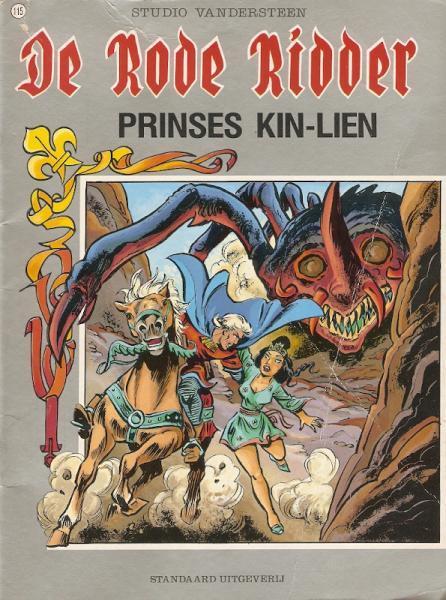 De Rode Ridder 115 Prinses Kin-Lien