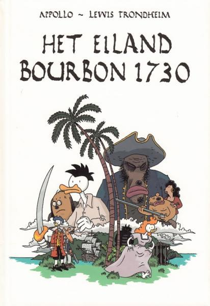 Het eiland Bourbon 1730 1 Het eiland Bourbon 1730