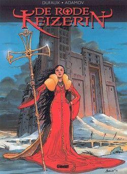 De rode keizerin 1 Het bloed van Sint-Bothratius