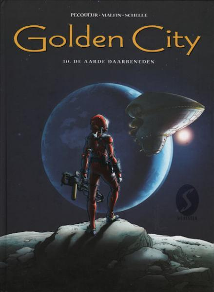 Golden City 10 De aarde daarbeneden