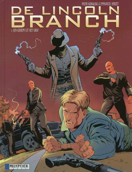 De Lincoln branch 1 Een geheim uit het graf