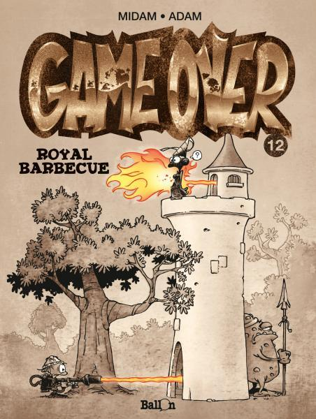 Game over 12 Royal barbecue