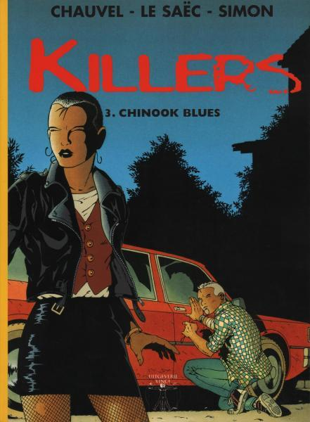 Killers 3 Chinook blues