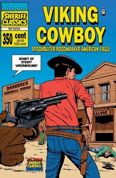 Sheriff classics (Windmill) 9259 Viking Cowboy