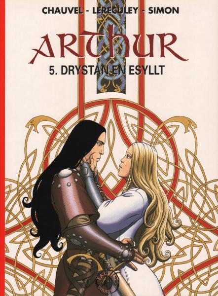 Arthur 5 Drystan en Esyllt