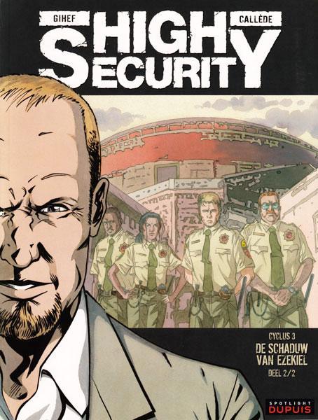 High Security 6 De schaduw van Ezekiël 2/2