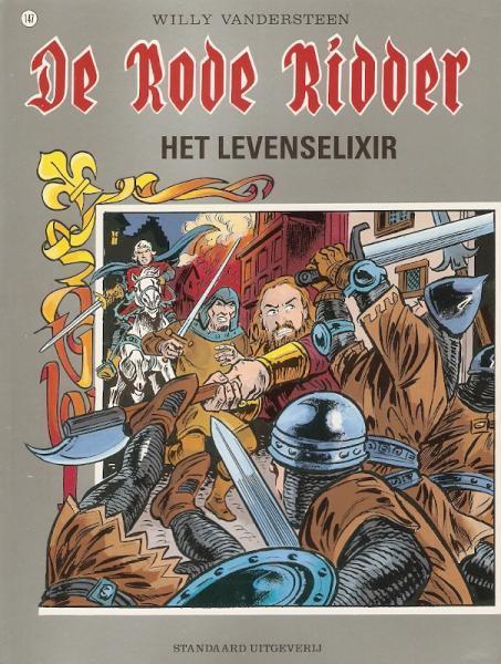 De Rode Ridder 147 Het levenselixir