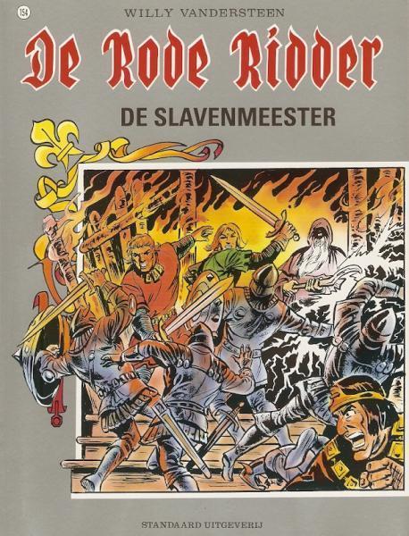 De Rode Ridder 154 De slavenmeester