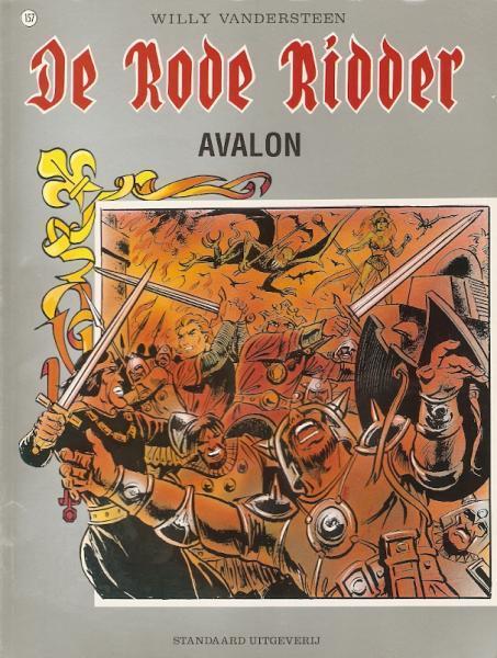 De Rode Ridder 157 Avalon