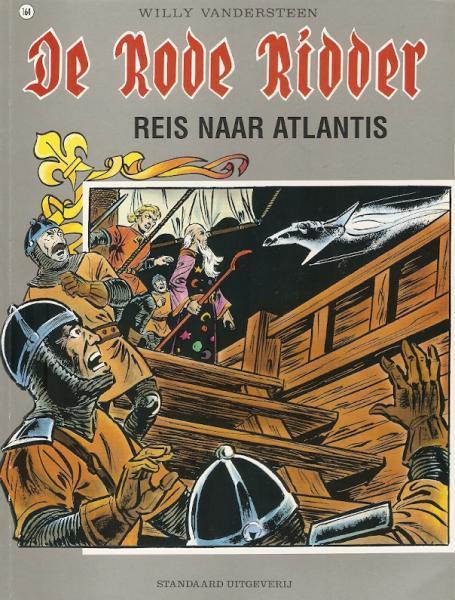 De Rode Ridder 164 Reis naar Atlantis
