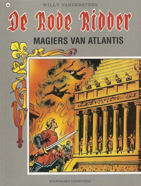 De Rode Ridder 165 Magiërs van Atlantis