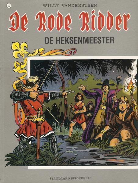 De Rode Ridder 172 De heksenmeester