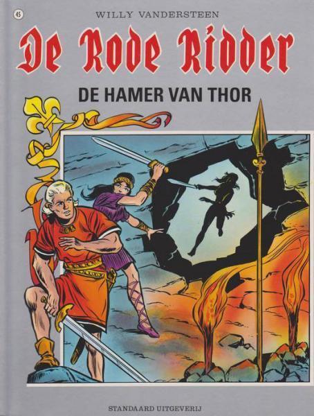 De Rode Ridder 45 De hamer van Thor
