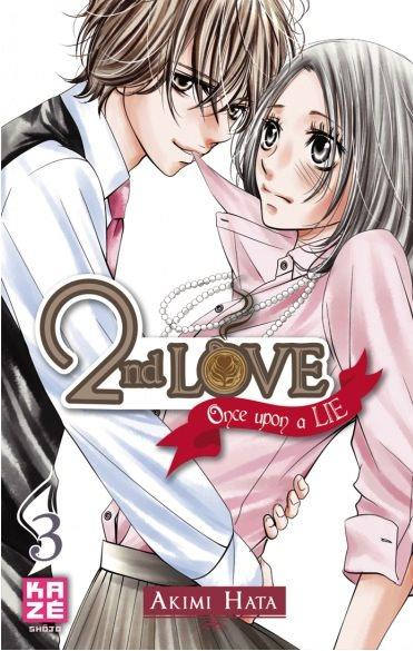 2nd Love: Once Upon a Lie 3 Tome 3