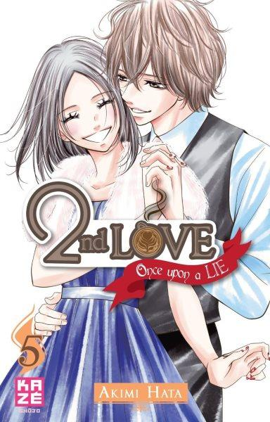 2nd Love: Once Upon a Lie 5 Tome 5