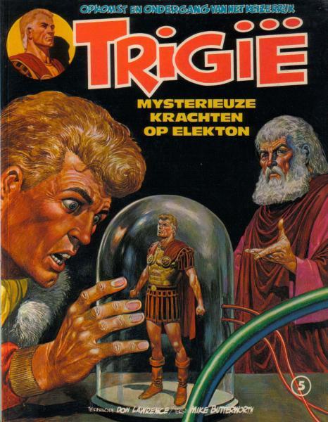 Trigië (Oberon) 5 Mysterieuze krachten op Elekton