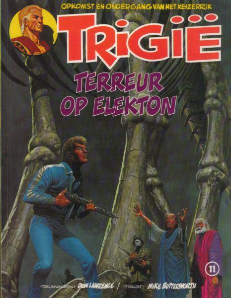Trigië (Oberon) 11 Terreur op Elekton