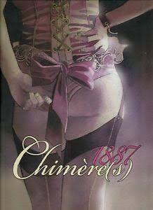 Chimère(s) 1887 2 Dentelles écarlates