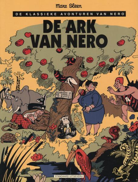 De klassieke avonturen van Nero E16 De ark van Nero