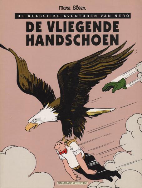De klassieke avonturen van Nero E29 De vliegende handschoen