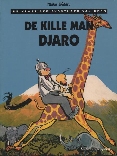De klassieke avonturen van Nero E45 De Kille Man Djaro