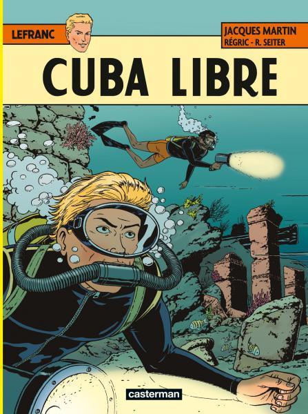 Lefranc 25 Cuba libre