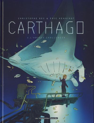 Carthago 2 L'Abysse Challenger