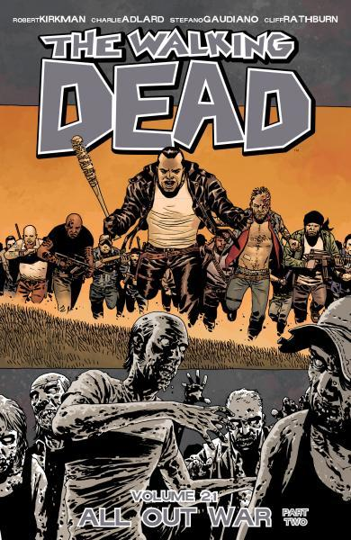 The Walking Dead INT 21 All Out War, Part 2