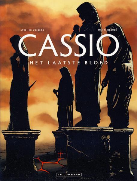 Cassio 4 Het laatste bloed