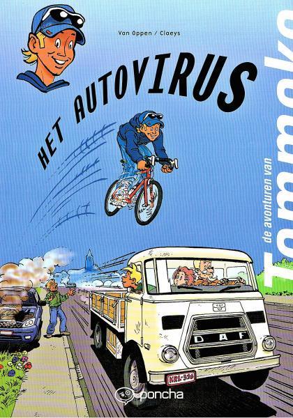 Tommeke 1 Het autovirus