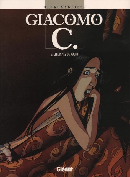 Giacomo C. 8 Lelijk als de nacht