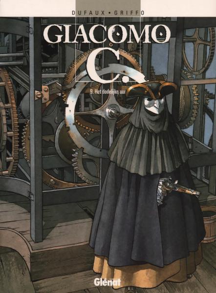 Giacomo C. 9 Het dodelijke uur