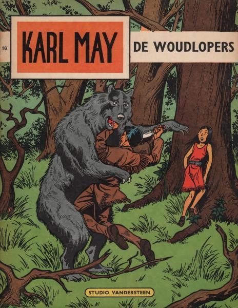 Karl May 16 De woudlopers