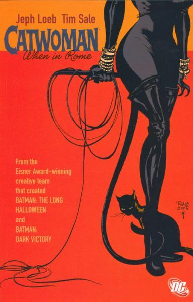 Catwoman: When in Rome INT 1 When in Rome