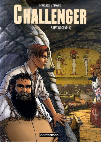 Challenger 2 Het dodenrijk