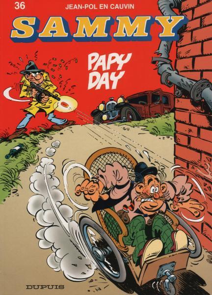 Sammy 36 Papy Day