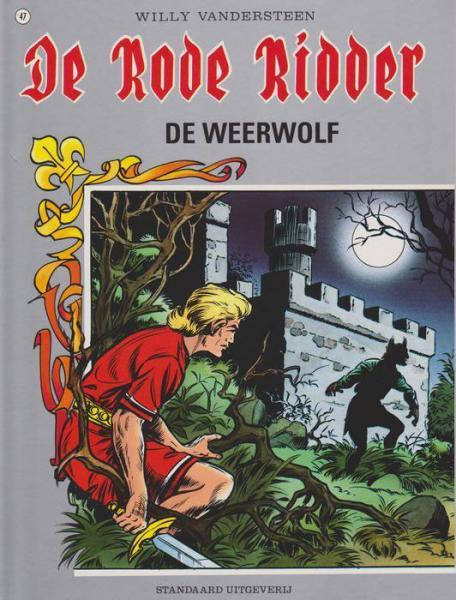 De Rode Ridder 47 De weerwolf