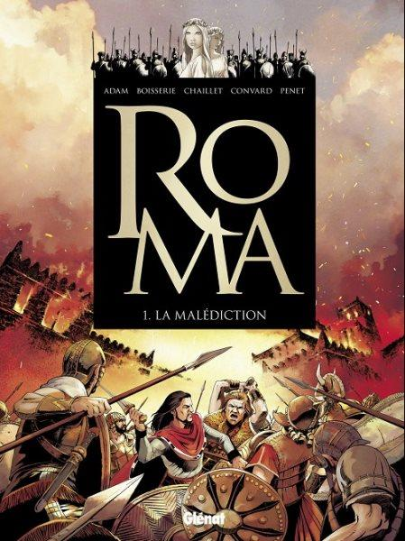 Roma 1 La malédiction
