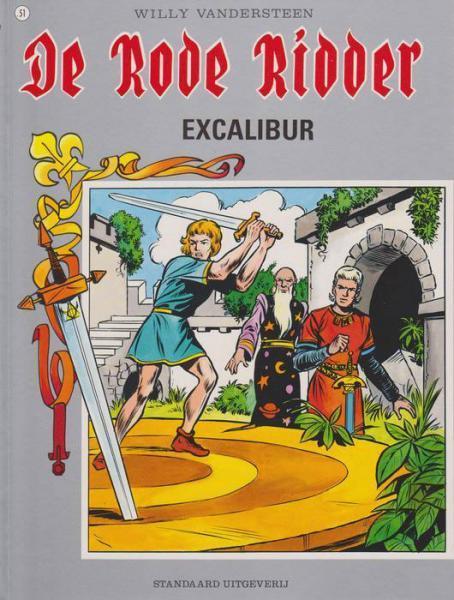 De Rode Ridder 51 Excalibur