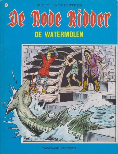 De Rode Ridder 52 De watermolen