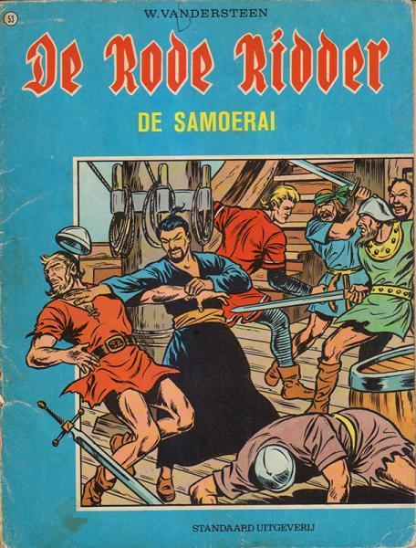 De Rode Ridder 53 De samoerai